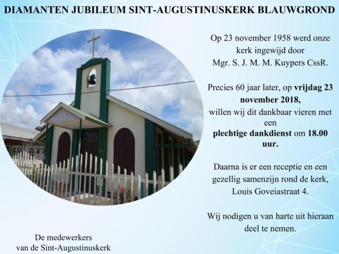 A2-60 jaar sint-augustinus blauwgrond-43-1811