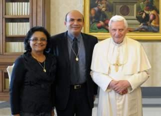 Gilberto Gomes Barbosa, de stichter van Obra de Maria