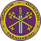Seal of the Diocese of Paramaribo